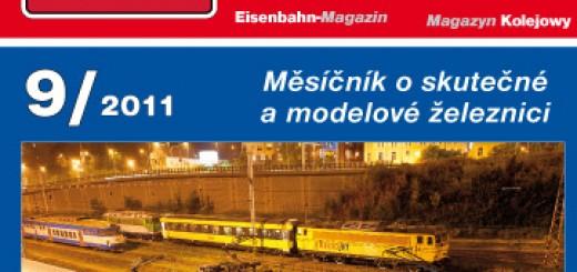 Železnicní magazín 9/2011