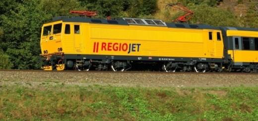 RegioJet lokomotiva