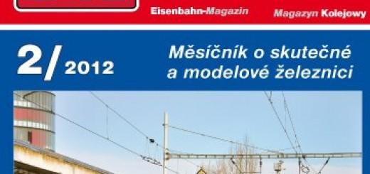 zeleznicni magazin 2/2012 titulka