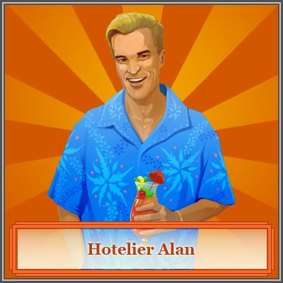 Hotelier Alan contract