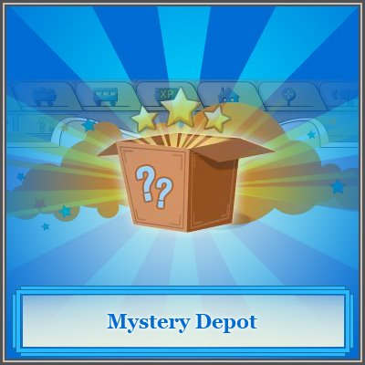 Trainstation Mystery Depot