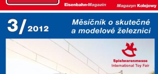Zeleznicni magazin 3/2012 titulka