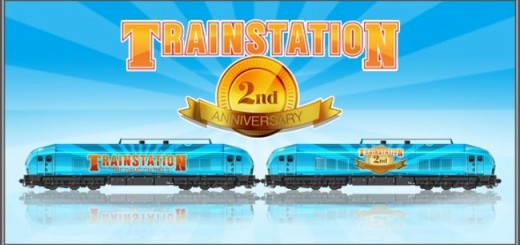 trainstation - 2nd anniversary