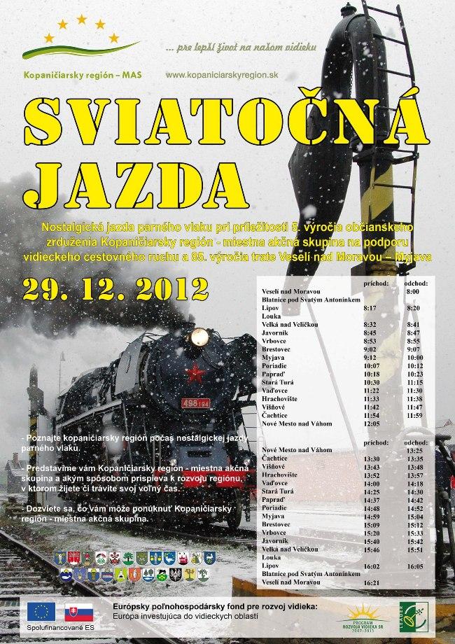 2012_12_sviatocna jazda kopaniciarskym regionom