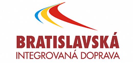 bratislavska integrovana doprava -logo