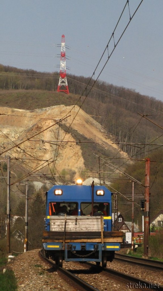 MUV poziarny vlak
