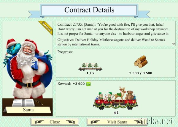 Become a railroad tycoon by managing your train fleet, building your station, signing contracts and trading with partners![HD] Trainstation | Ethan Contracts Completion - YouTube5:54youtube.com13. 2. 20165 158 zhlédnutíAfter so many material shipment finally Ethan's contracts got over... Play Trainstation on www.pixelfederation.com Also like,share…Trainstation 2 Railway Empire - Pixel Federation - iOS…https://youtube.com/watch?v=ZgPMU8Eu5jYSubscribe for daily content: https://goo.gl/5ybthp mail: brian@touchgameplay.com twitter: https://twitter.com/touchgameplay Facebook: Touchgameplay Discord: ...