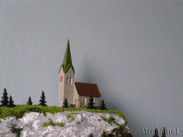 Detail pútnického miesta