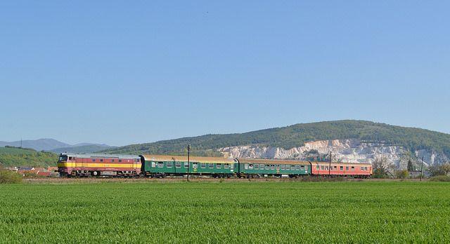 751.131 (Unifik ČSD) Prievidzský Parostrojný Spolok. Foto: René Makiš, Zdroj: railtrains.sk