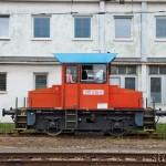 ADL 799.026 byla jednou ze dvou lokomotiv, kterou se mohli návštěvníci svést v obvodu DKV Brno, třetí lokomotiva, nepatřící ČD, vozila zájemce v obvodu stanice Brno hl. n.