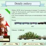 TrainStation santa contract