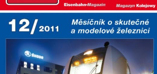 Železniční magazín 12/2011