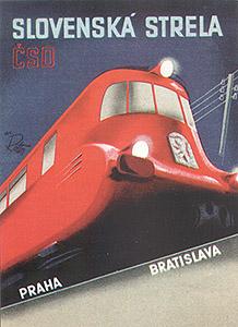 Slovenska strela ČSD M290.0