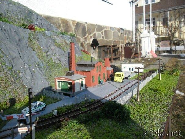 diorama - areál plynárne