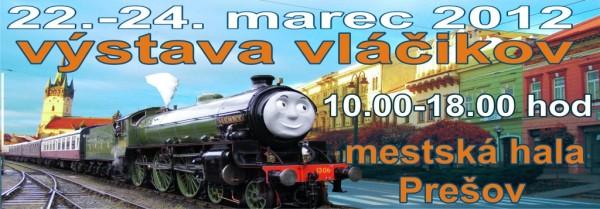 vystava vlaky 2012