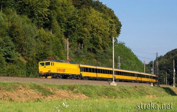 RegioJet IC vlak