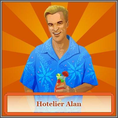 Hotelier Alan contract