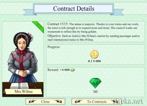 Wilma contract