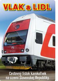 Vlak a Lidl okt 2012