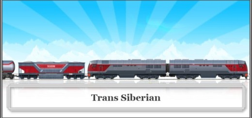 TrainStation Trans Siberian