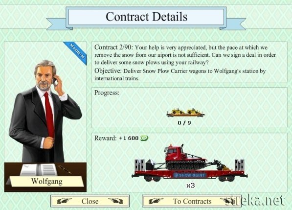 Wolfgang contract