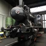 Mala tocna - parna lokomotiva 990.017-6