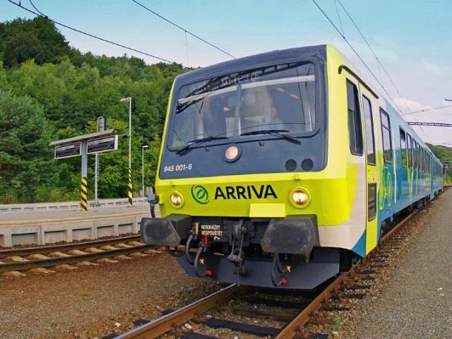 845.001 Arriva Vlaky